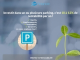 Investissement Parkings
