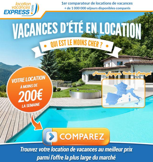 Vacances d'été en résidence, camping, club vacances